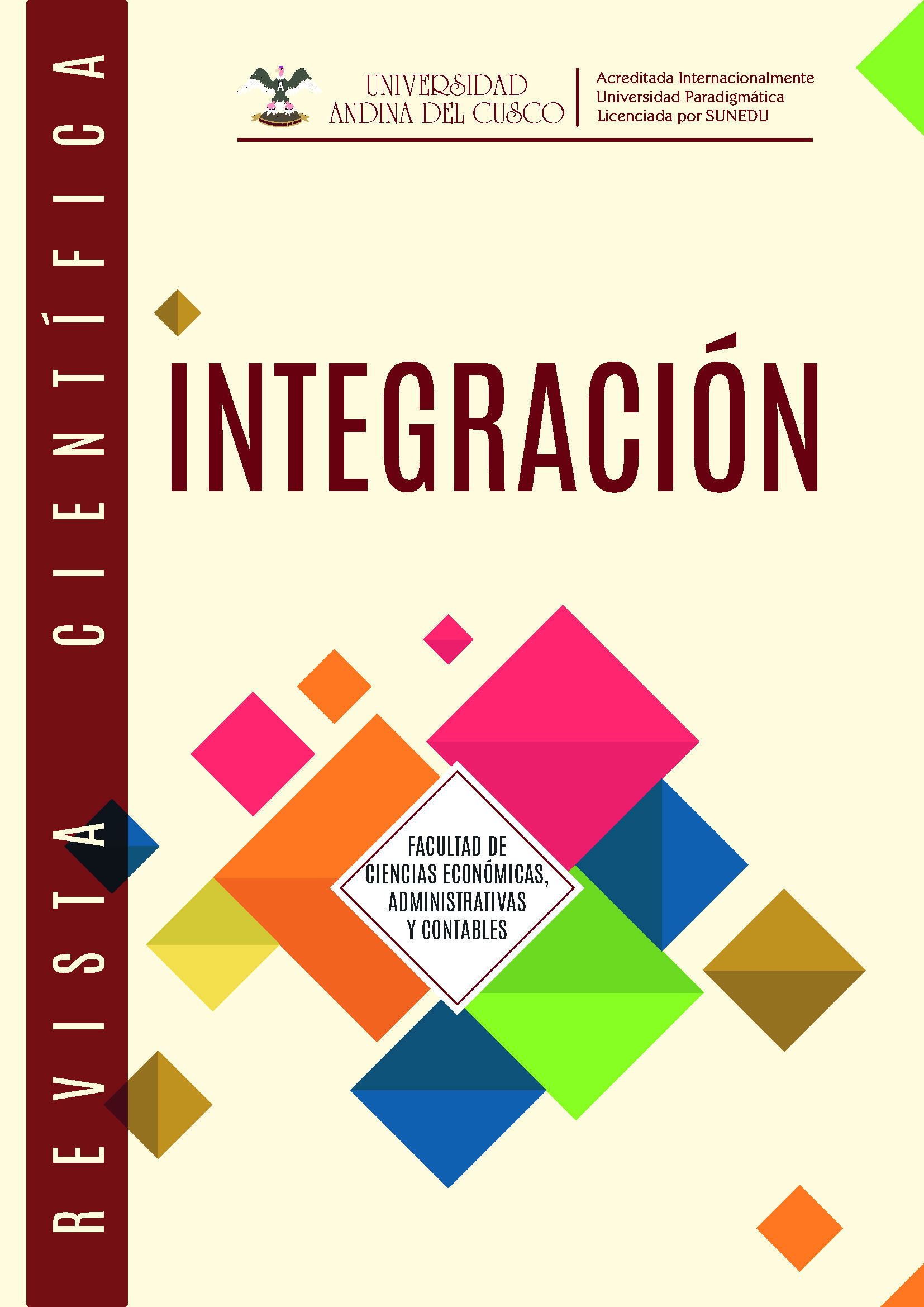 Revista Integración